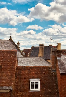 Blandford Rooftops